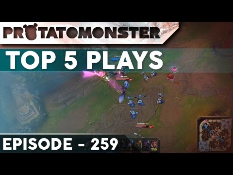 League of Legends Top 5 Plays Week 259