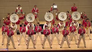 早稲田摂陵高校ウィンドバンド / 常翔ウィンドコンサート(2020-01-12) / ♪スクール・ミュージシャン・マーチ♪フレンド・ライク・ミー♪アリ王子のお通り♪スワン・レイワ♪さくら♪勇気100%