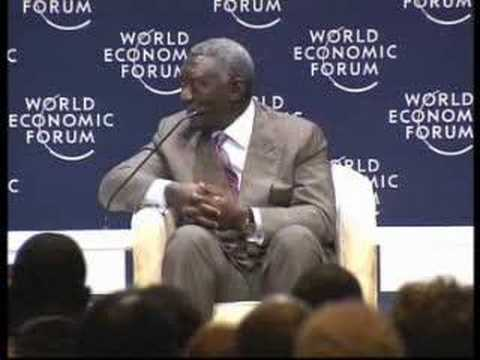 World Economic Forum on Africa: Capitalizing on Opportunity