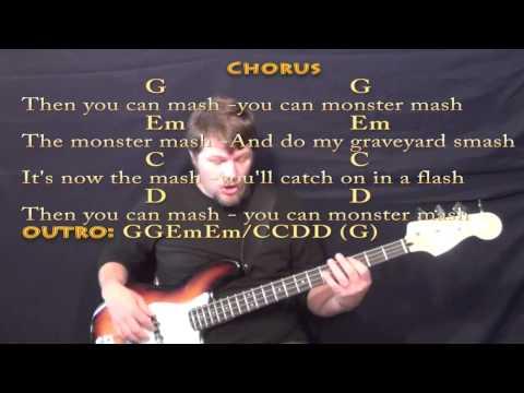 7.9 MB) Monster Mash Chords - Free Download MP3