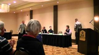 Alberta Election 2012 - Stony Plain All Candidates Forum Part 1.MTS