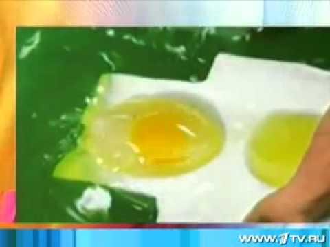 Как китайцы подделывают яйца