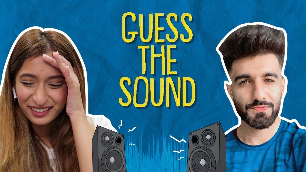 Download GUESS THE SOUND CHALLENGE?   ft UNNATI   Mr.mnv #39  