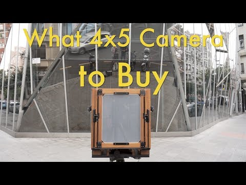 What 4x5 Camera To Buy || Super Film Support