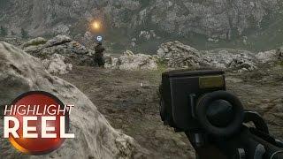 Highlight Reel #264 - Man, That&#39s A Brutal Battlefield Headshot