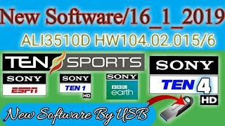 Sony Network New Powervu