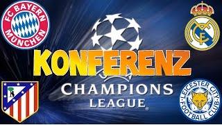 UEFA CL VIERTELFINALE KONFERENZ | Prognose | FIFA 17