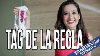 TAG DE LA REGLA - Soy Una Chica Fitness | Living Postureo
