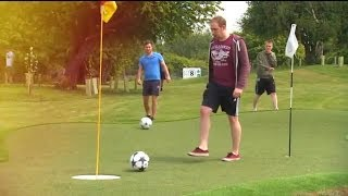 Foot Golf Promotional Film thumbnail