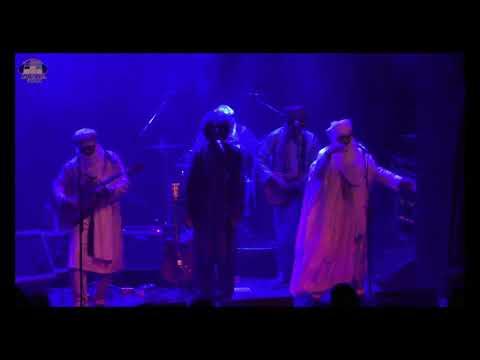 Tinariwen (ⵜⵏⵔⵓⵏ)live at Tavastia HELSINKI حفل فرقة تيناريوين العالمية في العاصمة هلسنكي