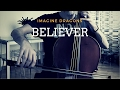 Imagine Dragons - Believer for cello and piano (COVER) video & mp3