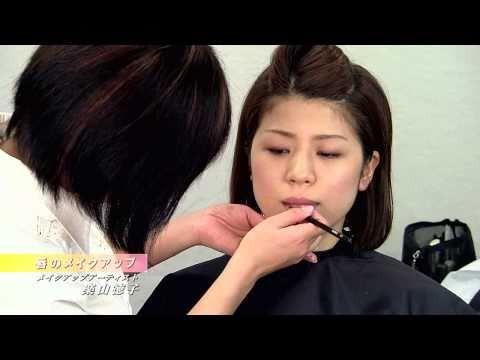 楽山徳子メイクレッスン【⑤唇のメイクアップ編】 makeup tutorial