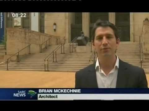 architectureZA - B. McKechnie on the Anglogold Building in Johannesburg