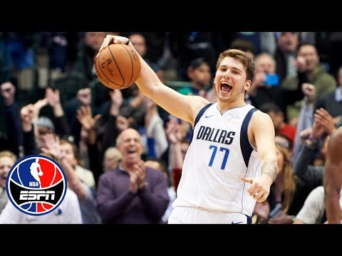 Luka Doncic's 11-0 run in the fourth powers the Mavericks past Harden, Rockets | NBA Highlights