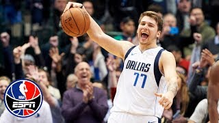 Luka Doncic's 11-0 run in the fourth power the Mavericks past James Harden, Rockets | NBA Highlights