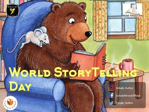 Storytelling Day Challenge