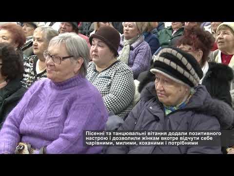Телеканал АНТЕНА: Свято Весни для сивочолих леді