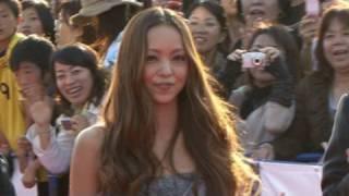 3月24日開幕した第2回沖縄国際映画祭に、県出身の歌手安室奈美恵さん...