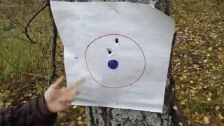 Стрельба пулями Полева 6 и Гуаланди
