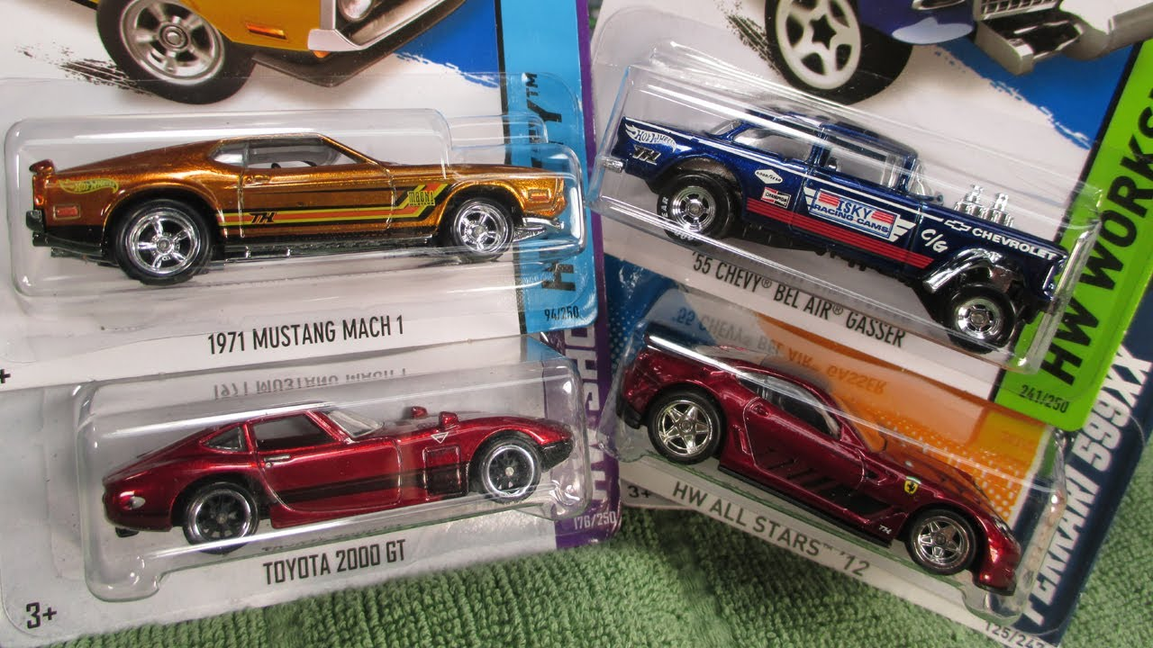 what is a hot wheels treasure hunt or super treasure hunt - Rare Hot Wheels Cars 2015