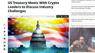 IOTA releases migration tool. Germany Recognizes Cryptocurrency. US Regulators Meet Crypto Leaders