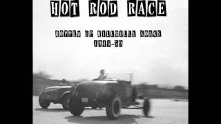 "Tillman Franks - Hot Rod Shotgun Boogie No. 2 1951 ""V/A HOT ROD RACE"" Rulers CC"