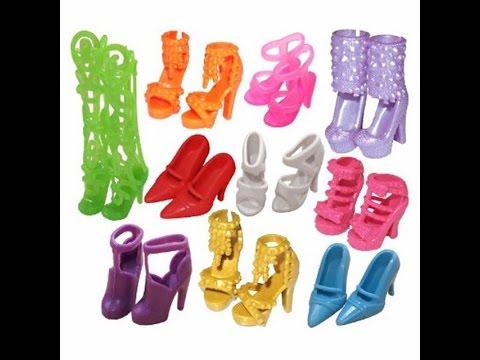 Обувь для Барби, Штеффи покупка с Алиэкспресс/ AliExpress
