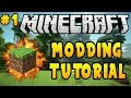 Minecraft 1.12.2: Modding Tutorial - Workspace Setup (#1)