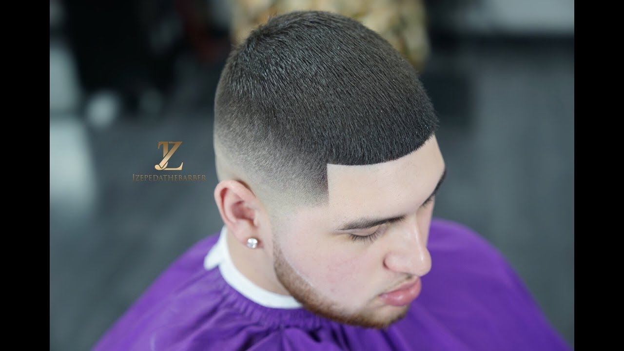 Barber Tutorial The Mid Fade Beard Line Up Youtube