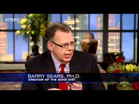 Dr. Barry Sears on The Zone Diet CBN.com