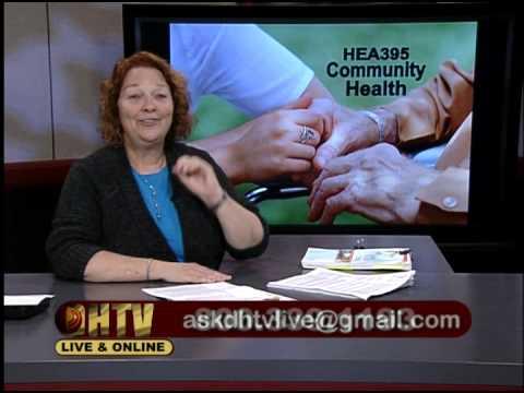 HEA395 Community Health #14 Fall14
