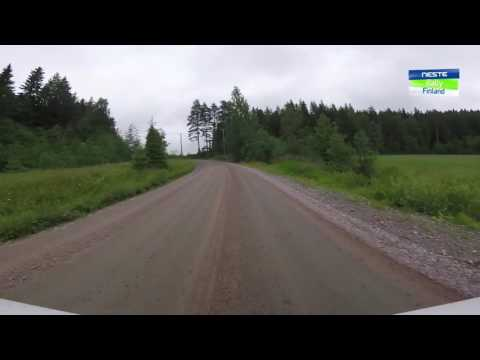 Rally Finland 2016 - Stage Video SS7 Äänekoski-Valtra