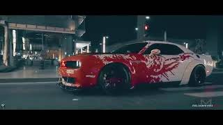 Dodge Challenger HELLCAT Showtime | TroyBoi - Do You? (Bass Boosted) 2019