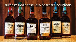 Tuesday Taste Test: Old Forester