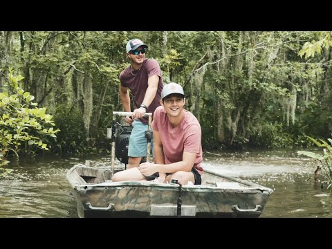 Scotty Mac - WATCH-Storm Or No Storm-Louisiana Is VERY Special To Laine Hardy
