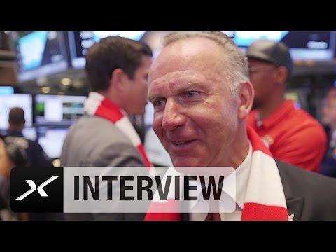 FCB an die Börse? Das sagt Karl-Heinz Rummenigge | FC Bayern München