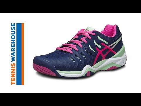 asics gel resolution 7 review tennis warehouse womens