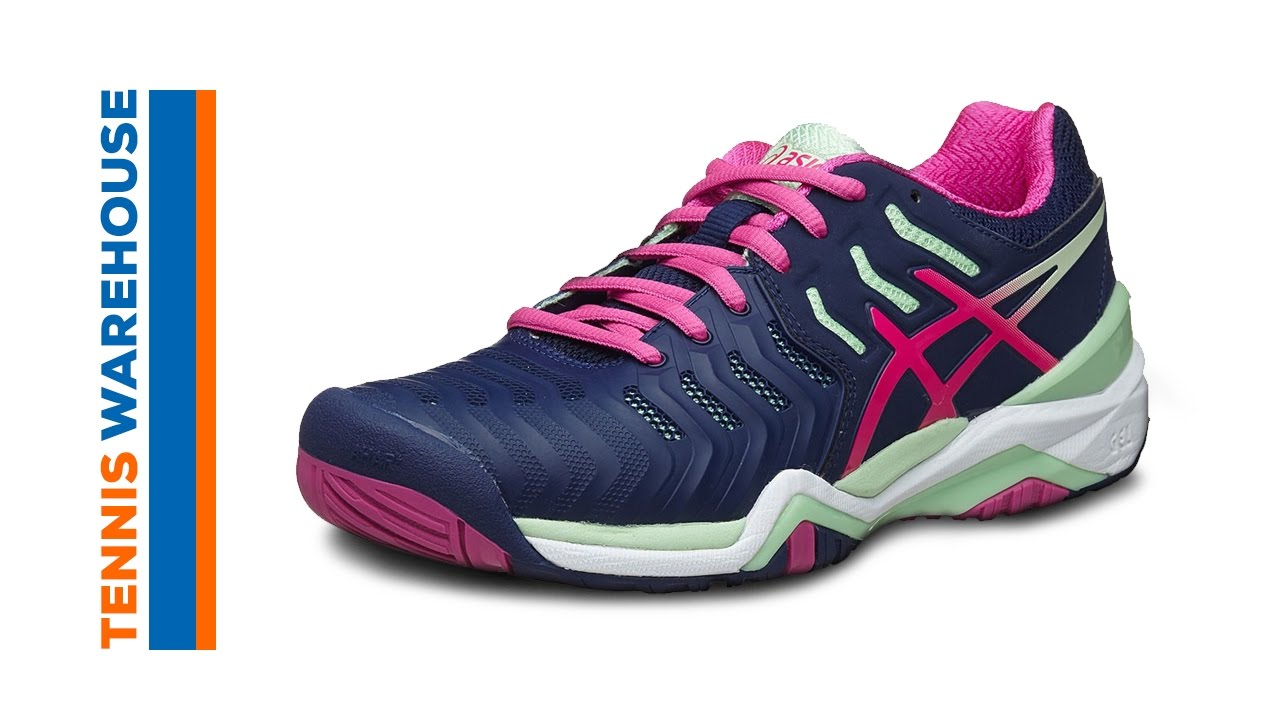 ba4b85e95197f Asics Gel Resolution 7 Women s Shoe Review - YouTube
