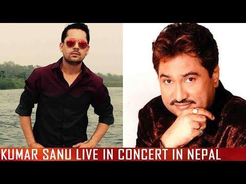 Kumar Sanu Live In Concert In Nepal 2017