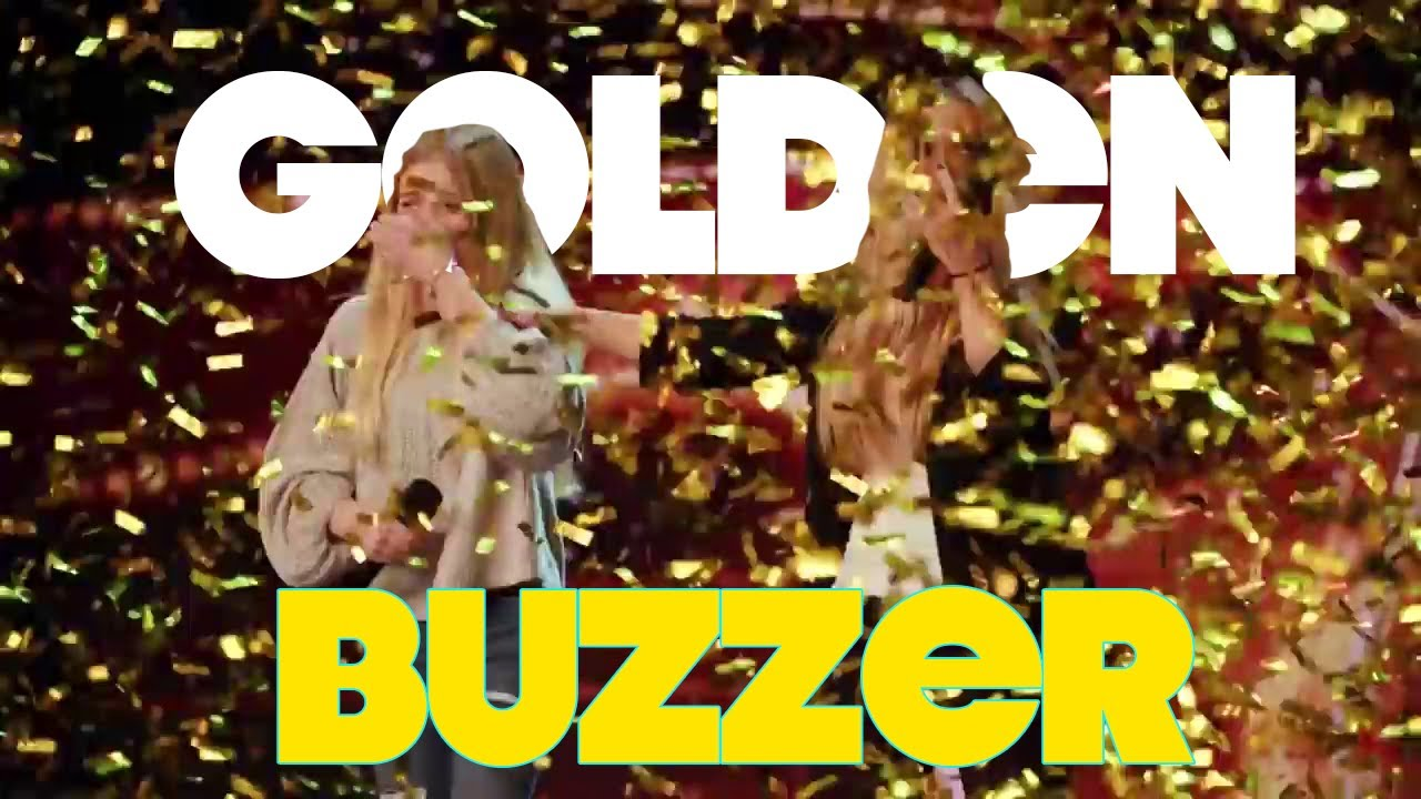 GOLDEN BUZZER Act! Mom and Daughter grab the GOLD | BGT 2020 | New Episode's