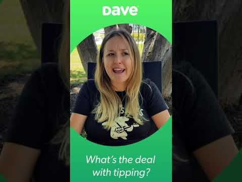 What's The Deal With Tipping?| Dave FAQ
