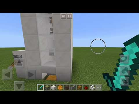 Minecraft Redstone Tutorial: Automatic Top Snow Machine