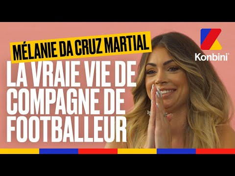 Je suis femme de footballeur, ma réalité loin des clichés | Le Speech de Mélanie Martial l Konbini