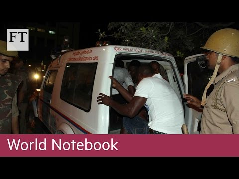 Africans in India live in a shadow of violence | World Notebook