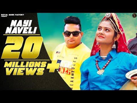 Nayi Naveli   Raju Punjabi   Meeta Baroda, Soniya Delhi   New Haryanvi Songs Haryanavi 2018   RMF