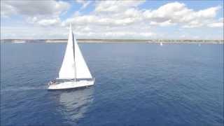Isle of Sky vor Mallorca