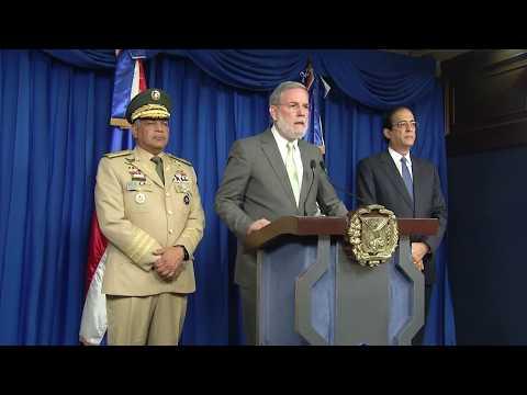 Gobierno dominicano desmiente a Arreaza.
