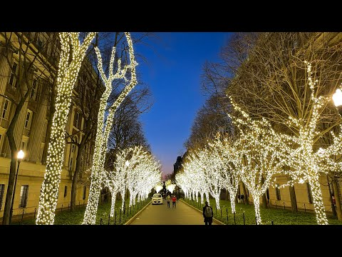 Live - Part 2 - New York City Christmas Preparations in 2020 (December 10, 2020)