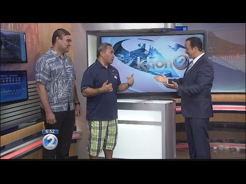 Polynesian Cultural Center inducts 2016 Polynesian Football Hall of Fame players