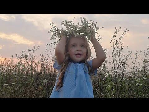 Фотосессия на природе. Идеи для фотосессии в поле. Детская фотосессия.